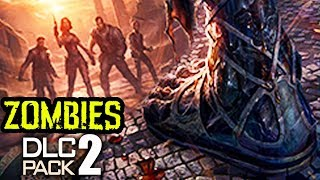 BLACK OPS 4 ZOMBIES DLC 2: FIRST LOOK & RELEASE DATE!! (New Zombies Map Teaser)