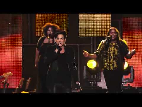 Adam Lambert - Naked Love @Jimmy Kimmel Show 26.04.2012