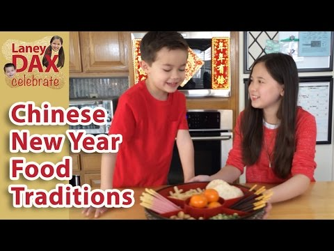 """The """"Tray of Togetherness"""" and Other Chinese New Year Food Traditions"""
