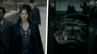 Why Nagini Became Voldemort's Greatest Servant - Fantastic Beasts Theory