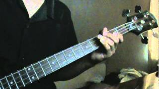 Fits Like A Glove - KISS Bass Cover