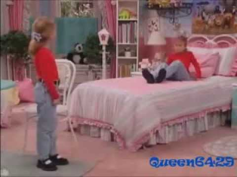Full House - Michelle found her memories back [8x24] - scenes