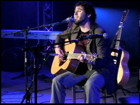 "Fernando Tarango Acoustic  At C2G Music Hall - ""To Get What I Want"""