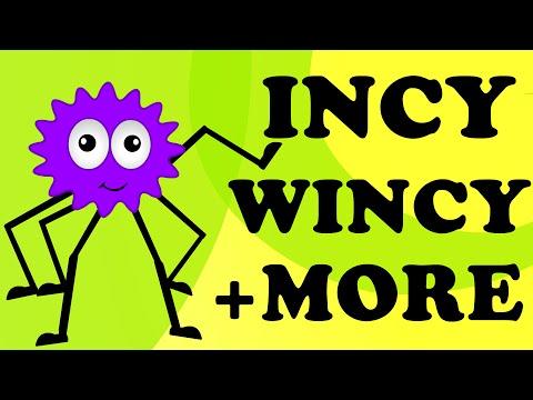 Incy Wincy Spider | I'm a little Teapot | Three little kittens | Nursery Rhyme Videos by Kids Tv