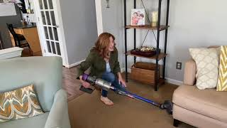 Dyson V11 Torque Drive Cordfree Vacuum with 5 Tools on QVC