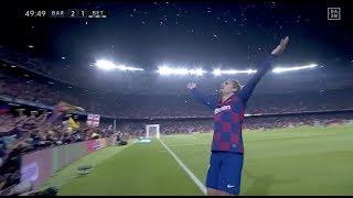 Mit diesem Tor ist Griezmann nun offiziell in Barcelona angekommen | DAZN