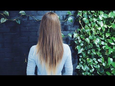 How to Cut Long Women's Haircut & Keep The Length