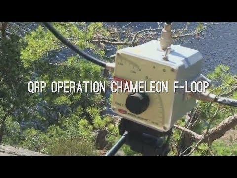 CHA F-LOOP QRP OPERATION