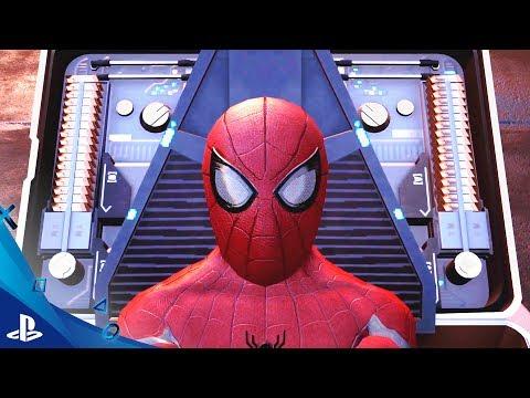 Spider-Man Homecoming en REALIDAD VIRTUAL - Tráiler Gameplay en Español   PS VR