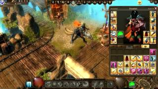 Drakensang Online   Orioon Double Handed Axe - 1001XP