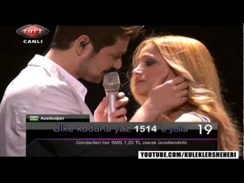 Final Eurovision 2011 - Azerbaijan HD