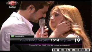 Final Eurovision 2011 - Azerbaijan HD(Eurovision 2012 AZERBAIJAN http://www.video.az Ell & Nikki - Running Scared 19 Azerbaijan - ELL & NIKKI - RUNNING SCARED 14 May 2011., 2011-05-14T21:22:23.000Z)