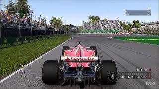 F1 2017 - Ferrari SF70H 2017 - Gameplay (PC HD) [1080p60FPS]