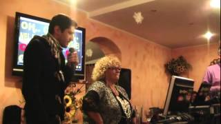 Qdk Karaoke LA VOCE DELLA LUNA canta Valerio