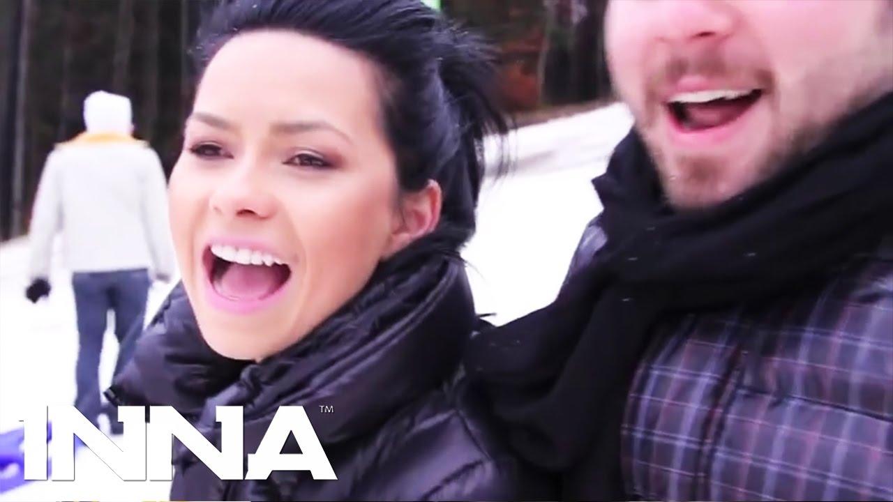 INNA @ Winter Kiss | Kiss Fm Romania (January, 2010)