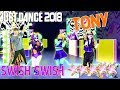 Just Dance 2018 Swish Swish Katy Perry Ft Nicki Minaj SuperStar mp3