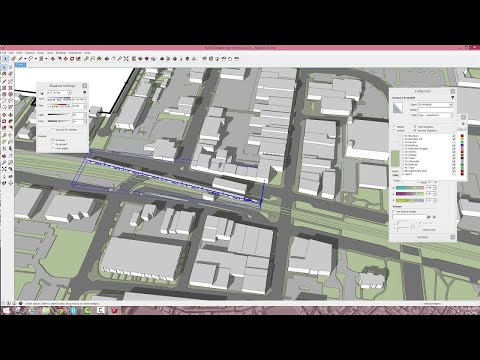 City Planning Workflow - 3: More Detailed Study Area