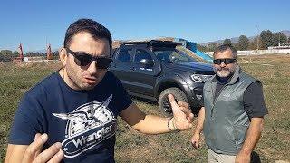 Αυτό το αγροτικό κοστίζει 70.000 ευρώ || Ford Ranger