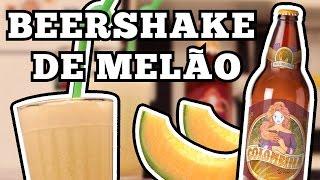 Receita Milk Shake De Cerveja Colombina Weiss Ep #13 - 1 2 3, Cerveja!