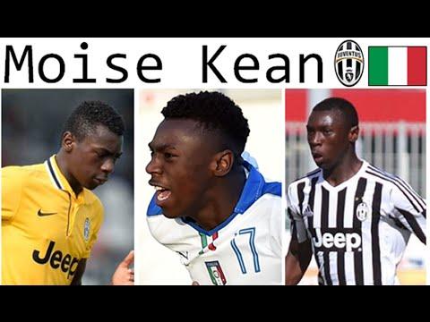 Moise Kean | Goals, Skills + Assists | Juventus + Italy / Côte D'ivoire