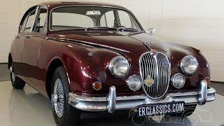 Jaguar MK2 Saloon 1963  - VIDEO - www.ERclassics.com