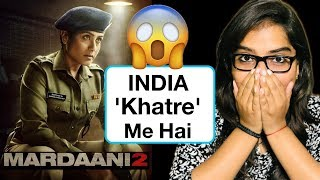 Mardaani 2 Movie REVIEW | Deeksha Sharma