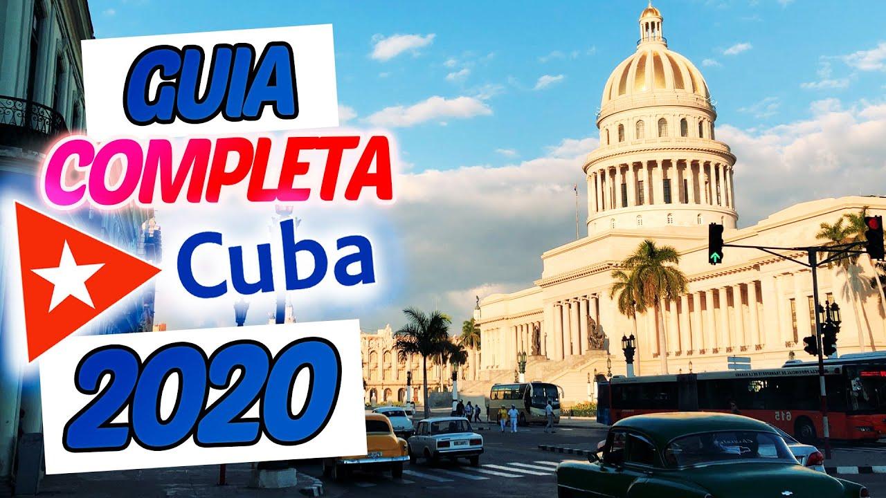 LA GUÍA COMPLETA DE CUBA -la tarjeta de crédito mas