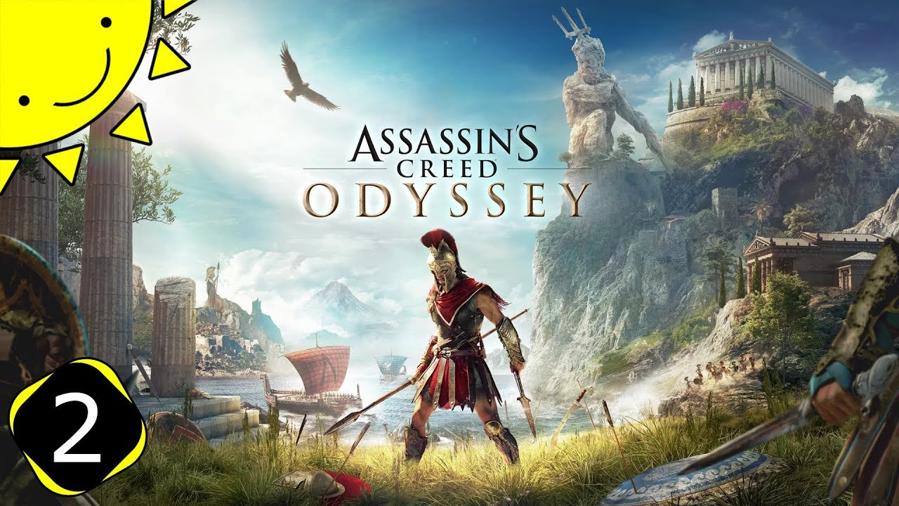 Download Let's Play Assassin's Creed Odyssey   Part 2 - Past Life   Blind Gameplay Walkthrough