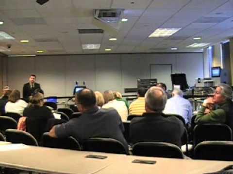 ES&S voting equipment demonstration - Camera 2