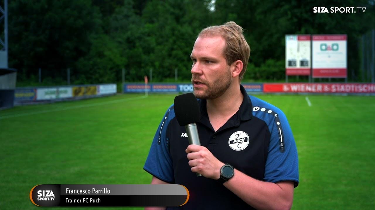 Highlights FC Puch vs. SAK 1914