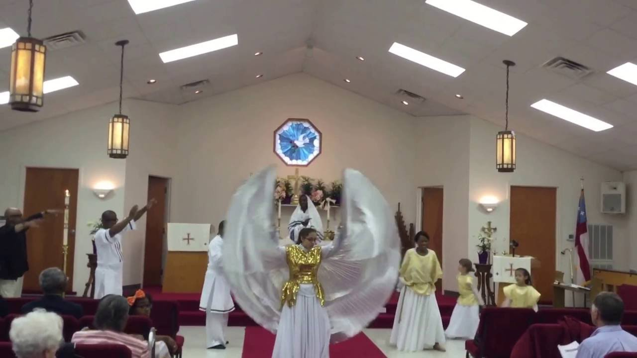 Testimony Dance Drama Ministry | St  Andrew's Episcopal Church