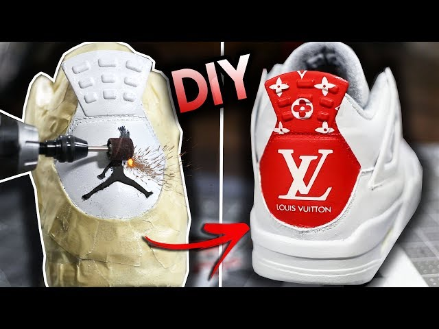 HOW TO: SAND AWAY YOUR JUMPMAN AND CUSTOMIZE A JORDAN BACK