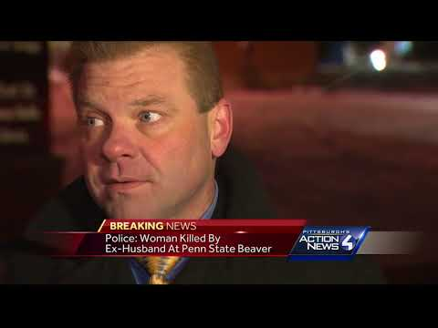 Police: Woman killed by ex-husband at Penn State Beaver