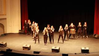 HERmonic ICCA 2018- Dangerous Woman/I Put A Spell On You