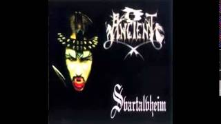 Ancient - Svartalvheim (1994) - Full Album