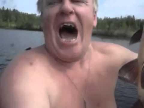 Анекдоты про рыбалку - сборник смешных анекдотов