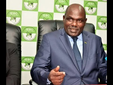 Wafula Chebukati reveals why former IEBC commissioners went back to IEBC offices