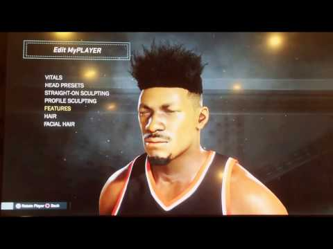 HOW TO CREATE JIMMY BUTLER 2K 17!!