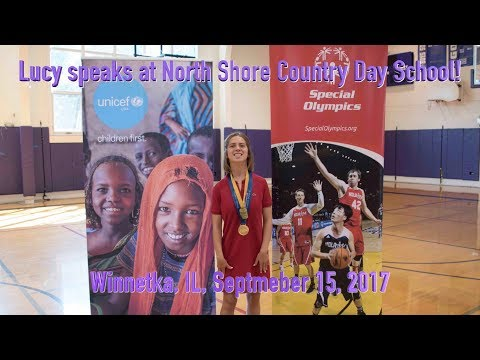 Team Lucy Meyer: North Shore Country Day School, Winnetka, IL 9-15-17