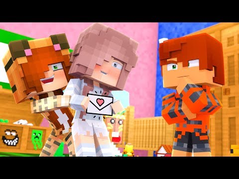 Minecraft Daycare - KAT'S CRUSH !? (Minecraft Roleplay)