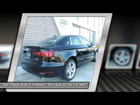 Audi A FREEHOLD NJ YouTube - Ray catena audi