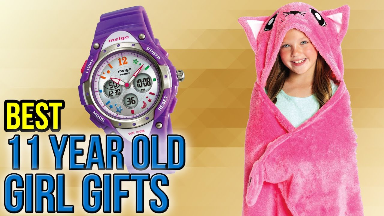 10 Best 11 Year Old Girl Gifts 2017 - YouTube