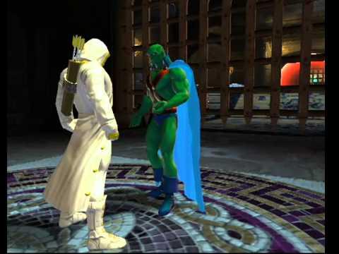 DC Universe Online - Circe (Saving AquaMan & QueenMera)