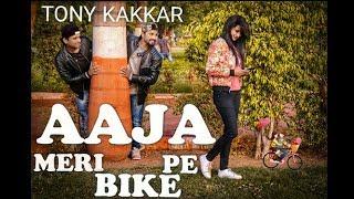 Aaja Meri Bike Pe Tony Kakkar Dance Audio Sanjay Deshani