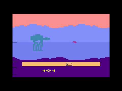 Star Wars: The Empire Strikes Back for the Atari 2600