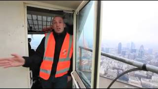 Video  The Shard Of Glass  View From Atop The Tallest Skyscraper In Europe   Telegraph