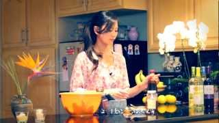 "Safire Tv : ""how To Make Five Spice Chicken Wings"" With Thuy Phan"
