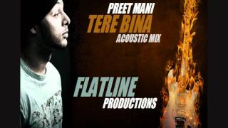 Tere Bina - PREET MANI (Acoustic Mix).wmv