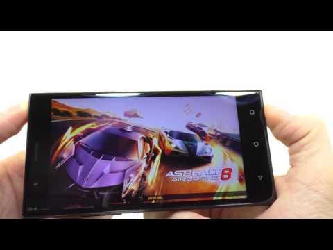 Видео обзор смартфона Highscreen Boost III SE 16 ГБ черный
