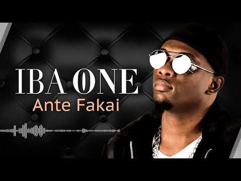 Iba One - Ante Fakai  son officiel